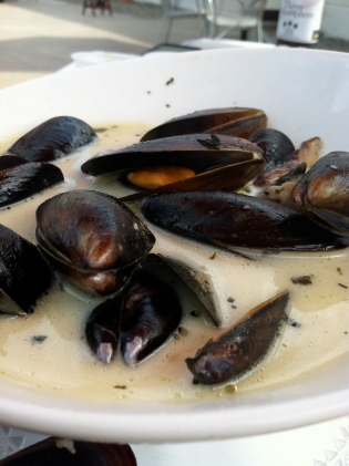 Moules Witte