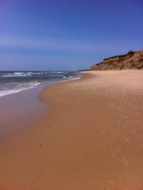A Montauk Beach